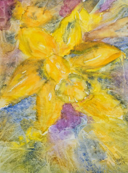 Daffodil 1 Bold  SOLD