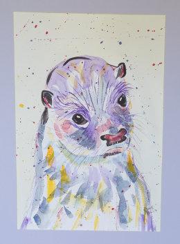 Ozzy Otter
