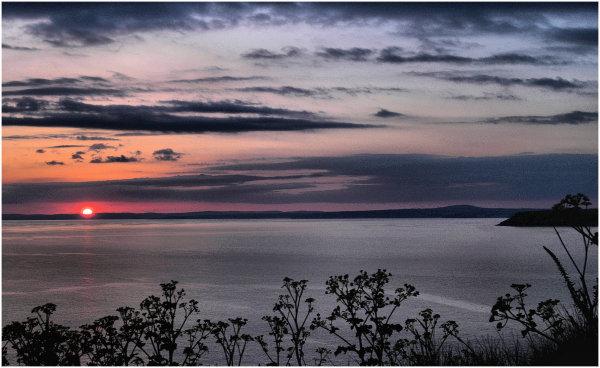 Mullion Sunset
