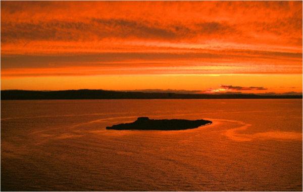 St Cuthbert's Island