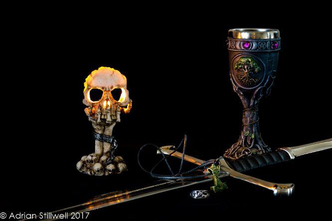 Pagan Still Life