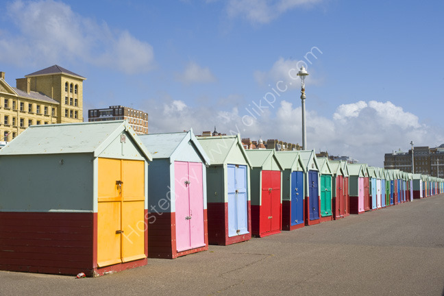 English Seaside, Brighton England