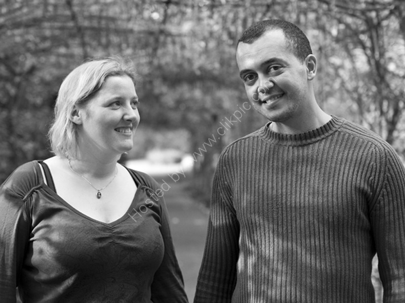 In Love, Danielle & Amine, Richmond Park, London