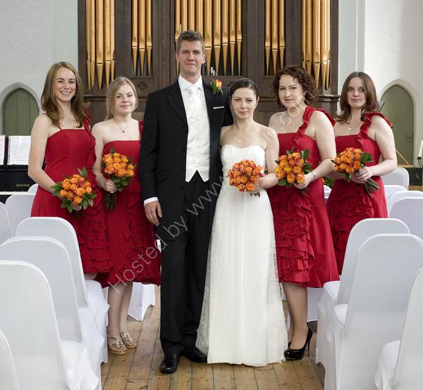 A Man among Women