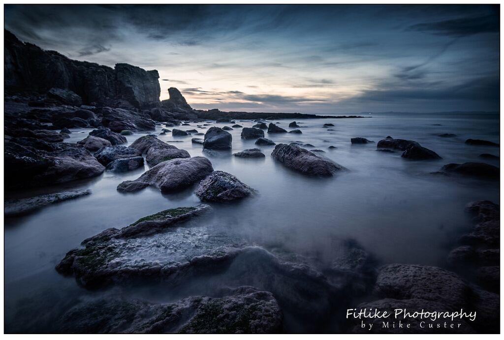 Cummingston Muted, Cummingston Beach, Moray, Scotland
