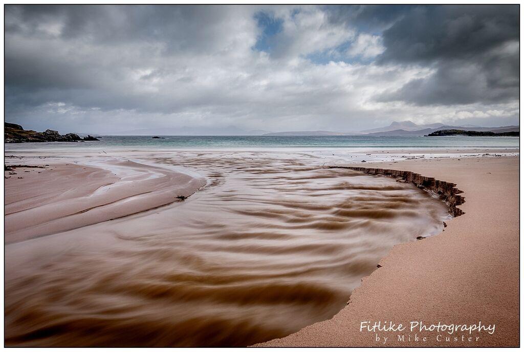 Mellon Udrigle Beach, Laide, Scotland