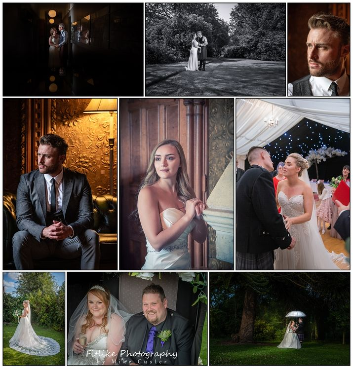 Balbegno Castle-Wedding-Photography