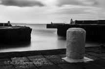 Burghead Harbour Entrance