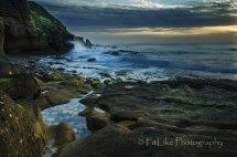 Cummingston Cliffs