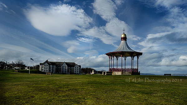 Nairn Bandstand