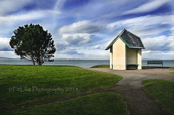 Nairn Beach Hut