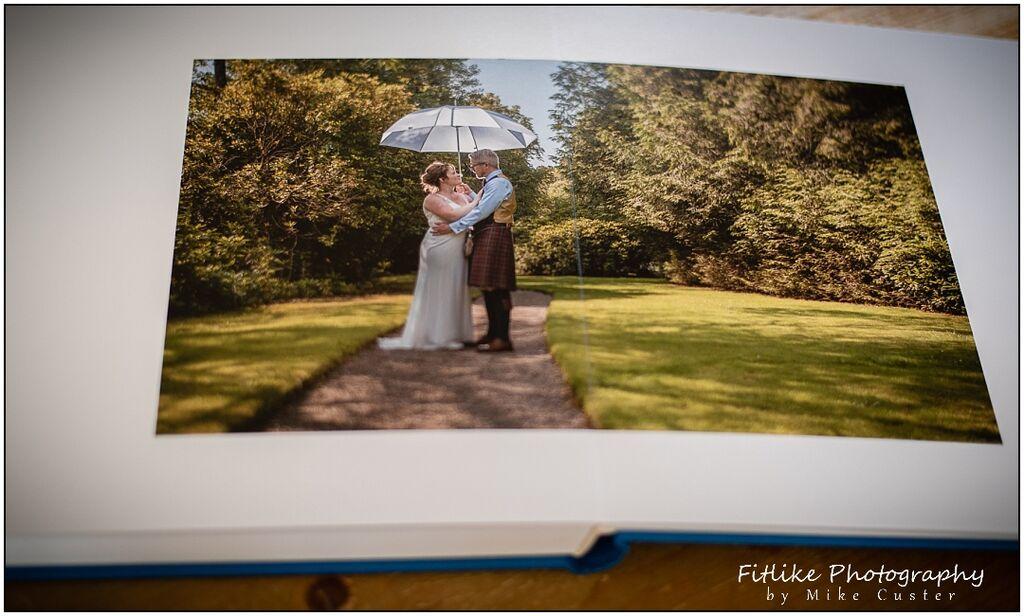 Perth Wedding Photographers at Eastwood House, Dunkeld. A wedding photograph album by NPhoto.