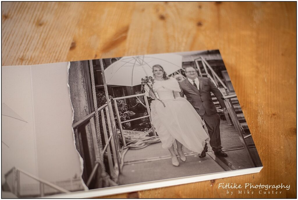 Wedding Photograph Album a Youngbook by Graphistudio . Wedding Photographers Inverness
