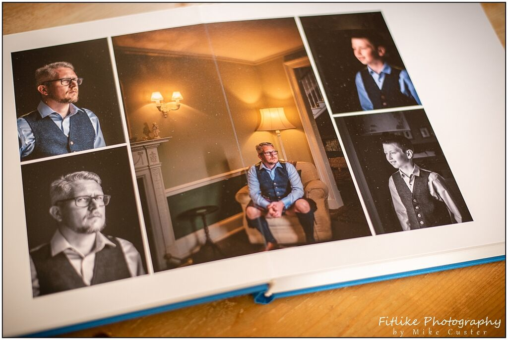 Wedding Photographers Perthshire-Wedding Album-Groom-013