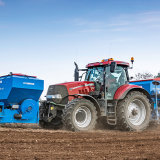 Spring Sowing Time In Perthshire