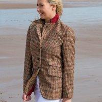 Sandy Beach Fashion Portrait