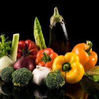 Studio Veg Shoot