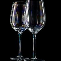 Beautiful Wine Glass Shoot