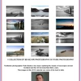 2019 Scottish Seascape Calendar Reverse