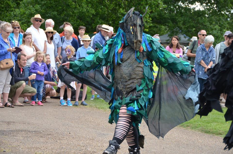 Floral Fringe Fair  2019 June 1st and 2nd