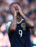 Leigh Griffith v England The agony