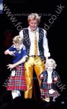 Rod Stewart and sons