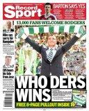 Brendan Rodgers at Celtic FC