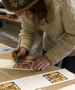 Print Studio editioning