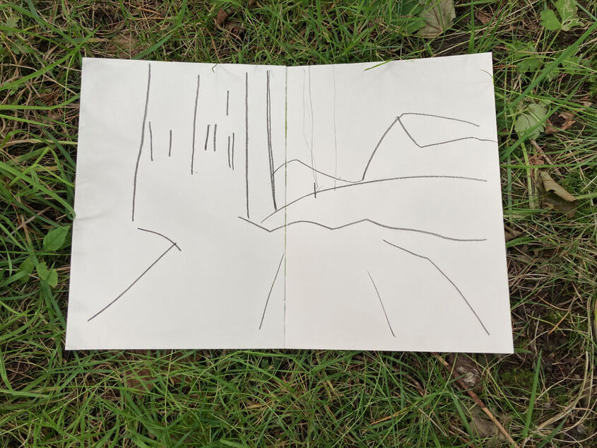 Pith sketches of Brackenside