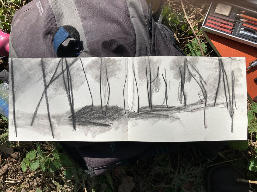 Sketching with Nick