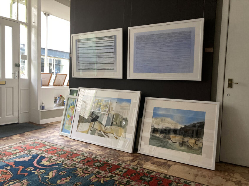 Gallery getting sorted for reopening