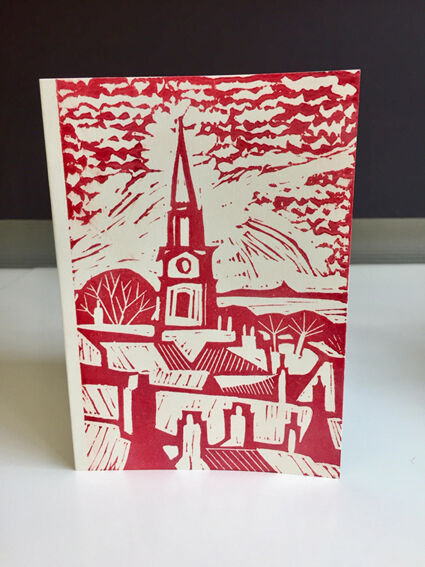 Berwick-upon-Tweed in deep red.