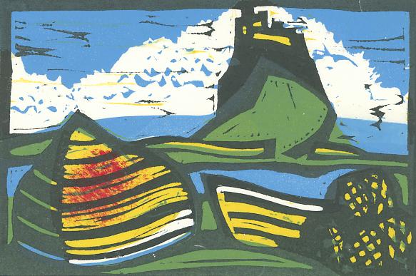 Lindisfarne or Holy Island