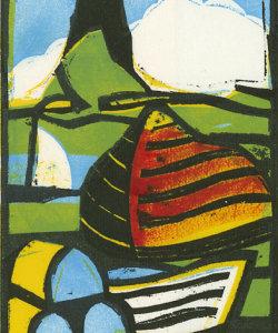 Lindisfarne portrait