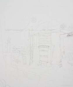 Red Shed Nursery drawing 1