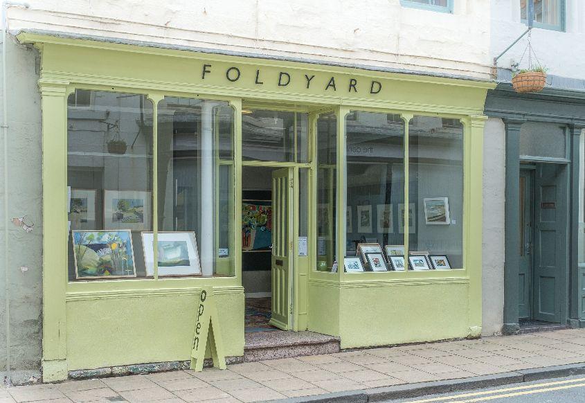 Foldyard Gallery.