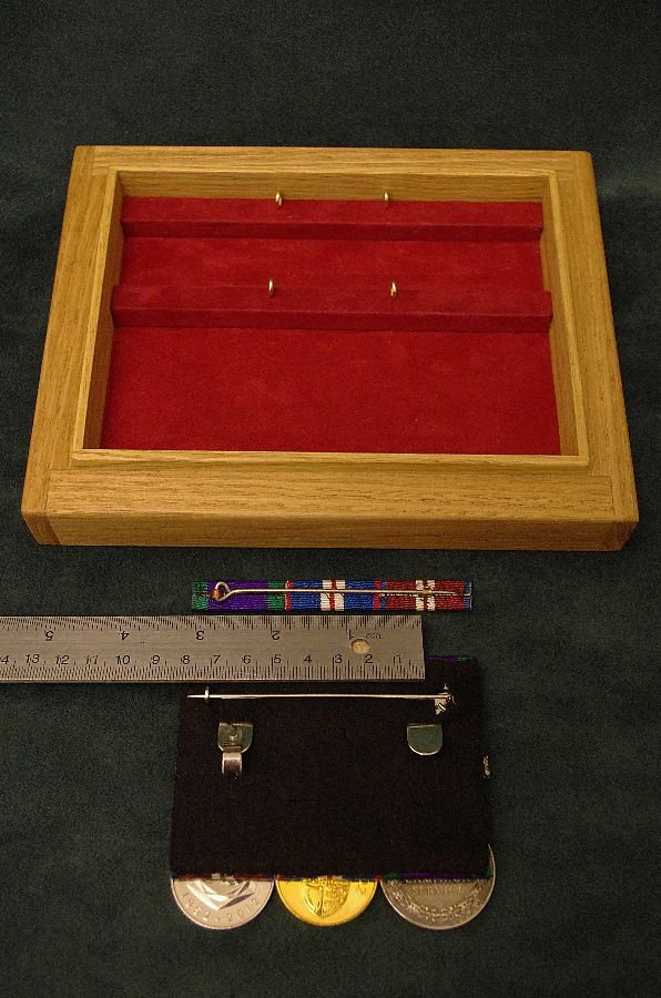Medal Box Ruler