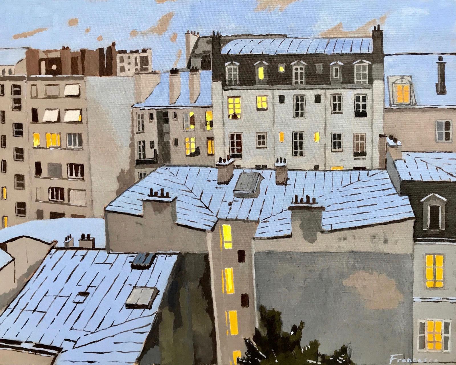 Maximilien's rooftops