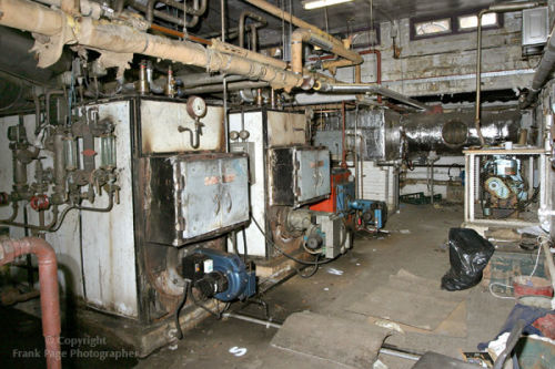 Boiler House before