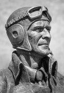Bust of Air Chief Marshall Sir  Keith Park