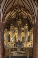 Sankt Nikolai Kyrka Organ Stockholm