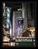 Times Square impression