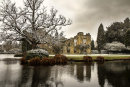 Winter at Scotney Castle