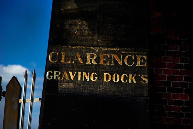 Clarence Dock