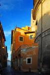 Roma side street,
