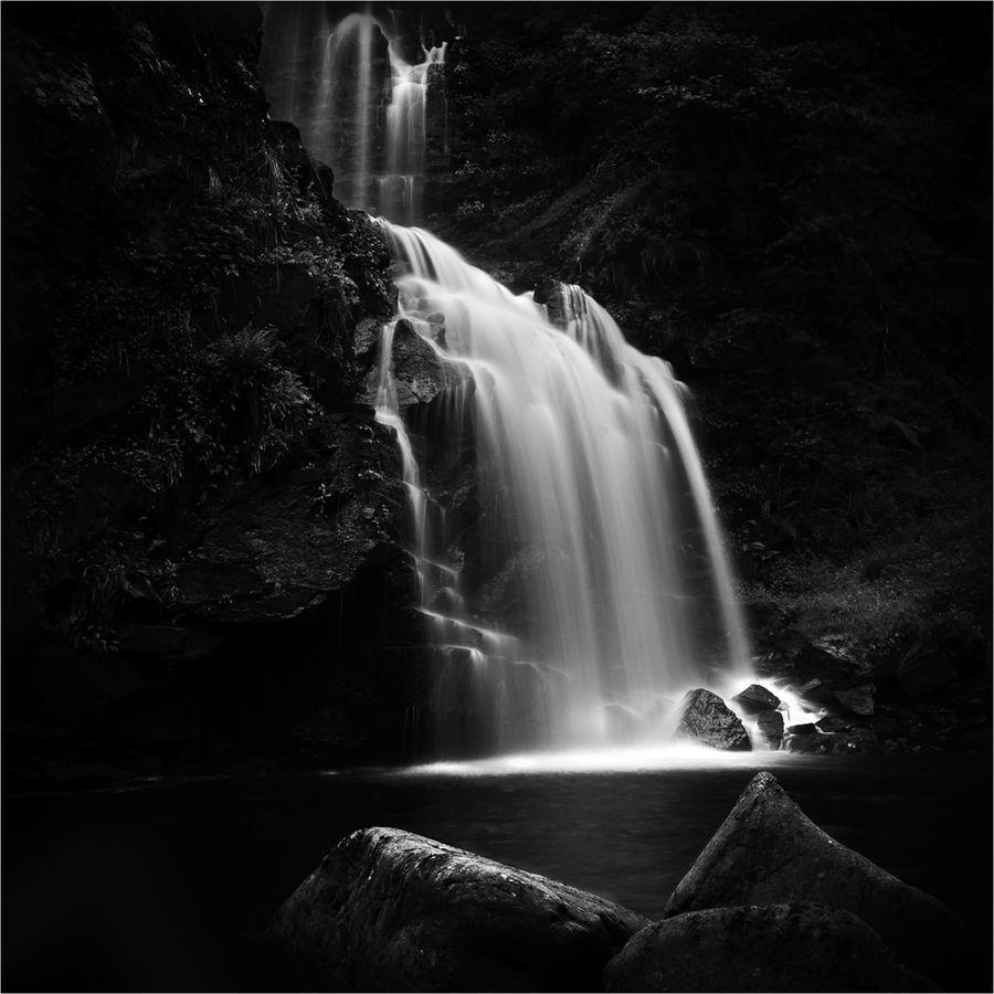 Balnagard falls