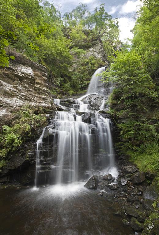 Balanguard falls