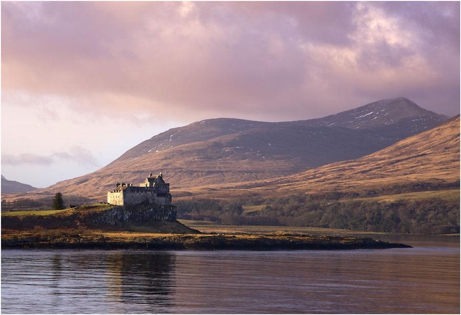 Mull Duart Castle 3