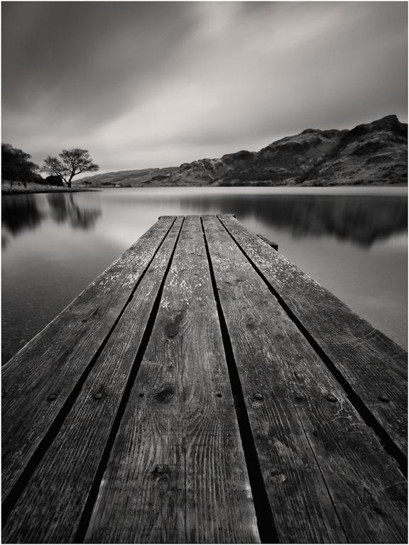 Mull, Loch Uisg Jetty