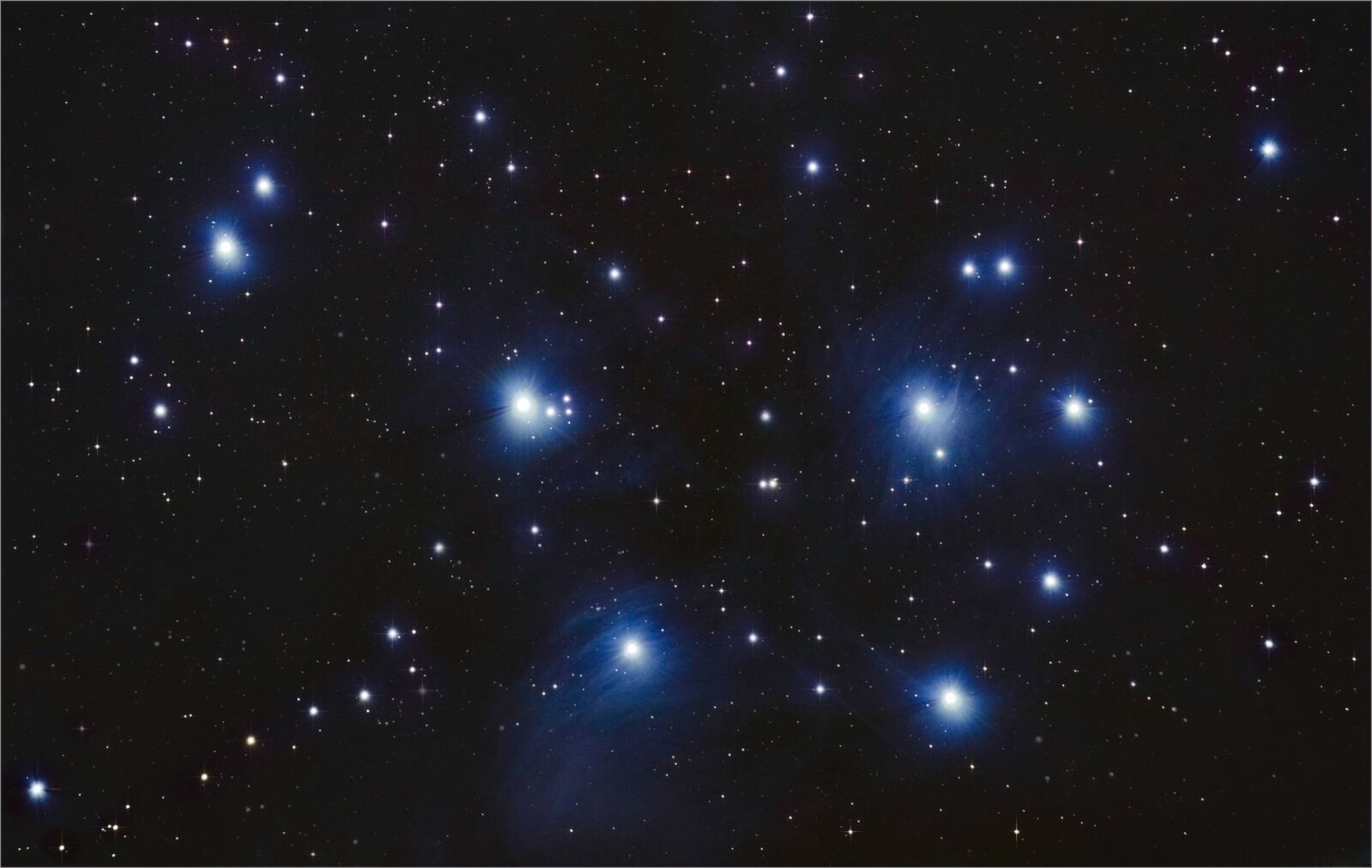 Pleides Cluster M45